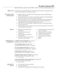 Sample Resume Lpn by Nurse Resumes Free Resume Example Nursing Resume Builder Basic