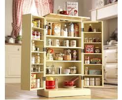 freestanding larder wooden cupboard buttermilk kitchen food