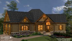 mill spring cottage 11115 h house plan house plans by garrell