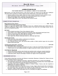 Free Bank Business Specialist Resume Example