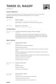 Sample Of Warehouse Worker Resume by Warehouse Manager Resume Samples Visualcv Resume Samples Database