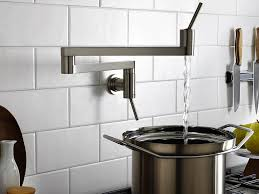 Kitchen Faucets Best by Wall Mount Kitchen Faucets With Sprayer Of The Best Wall Mount