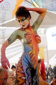 Of Body Face Painting