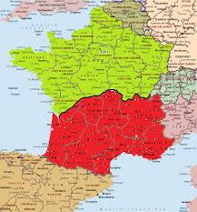 Map Of South Of France by Image Northen And Southern France Gif Alternative History