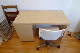 Desk With File Cabinet Ikea by Hybrid Desk With File Drawer Ikea Hackers Ikea Hackers