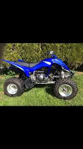 2007 yamaha raptor 350 motorcycles for sale