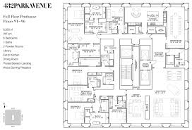 Park Avenue Apartment Glorious 432 Park Avenue Skyscraper In New York Usa Luxury