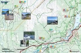 Lake Powell Map Sproatt Map