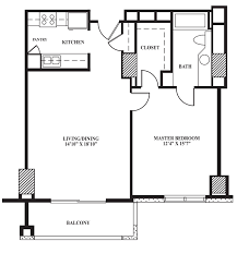 Master Bath Floor Plans Brilliant 30 Master Bathroom Floor Plans With Walk In Closet