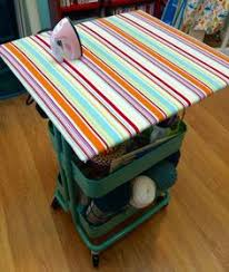 want to use the ikea raskog as a sewing cart but machine won u0027t fit
