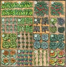 square foot gardening layout composting planting and square feet