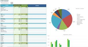 Xls Spreadsheet Download 12 Free Marketing Budget Templates