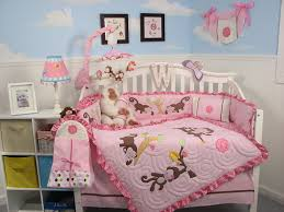 Monkey Crib Set Soho Melanie The Monkey Baby Bedding Baby Bedding And Accessories