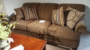 Living Room Settee Furniture by Flexsteel 7791 31 Bay Bridge Sofa Furniture Store Bangor Maine