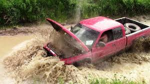 monster trucks in the mud videos red dodge ram truck falls apart at silver willow classic mud bog