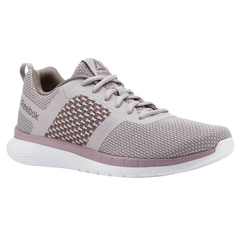 Reebok PT Prime Runner FC Gym Sport Running Shoes Pink 10 Medium (B,M)