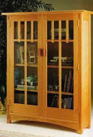 mid century modern credenza plans craftsman style bookcase