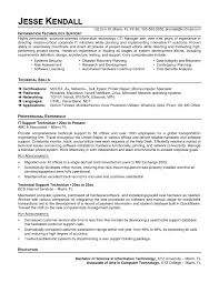 Sample Resume For Mechanical Design Engineer by Automation Technician Sample Resume An Interesting Outing Essay