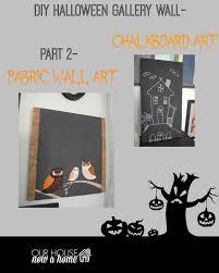 halloween wall art diy halloween gallery wall part 2 u2022 our house now a home