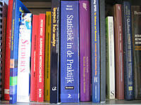 Books   Bookshelf   Faculty of Social and Behavioural Sciences The books of the Master Thesis Lab are available for all students working in the Master Thesis Lab  They can not be lent out  but are to be used within the
