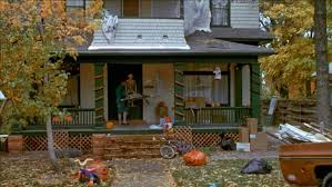 halloween michael myers in background halloween 6 the curse of michael myers 1995 u2014 set jetter