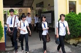 Điểm thi lớp 10 năm 2016  Quảng Nam:Xét tuyển theo tuyến huyện, thành phố