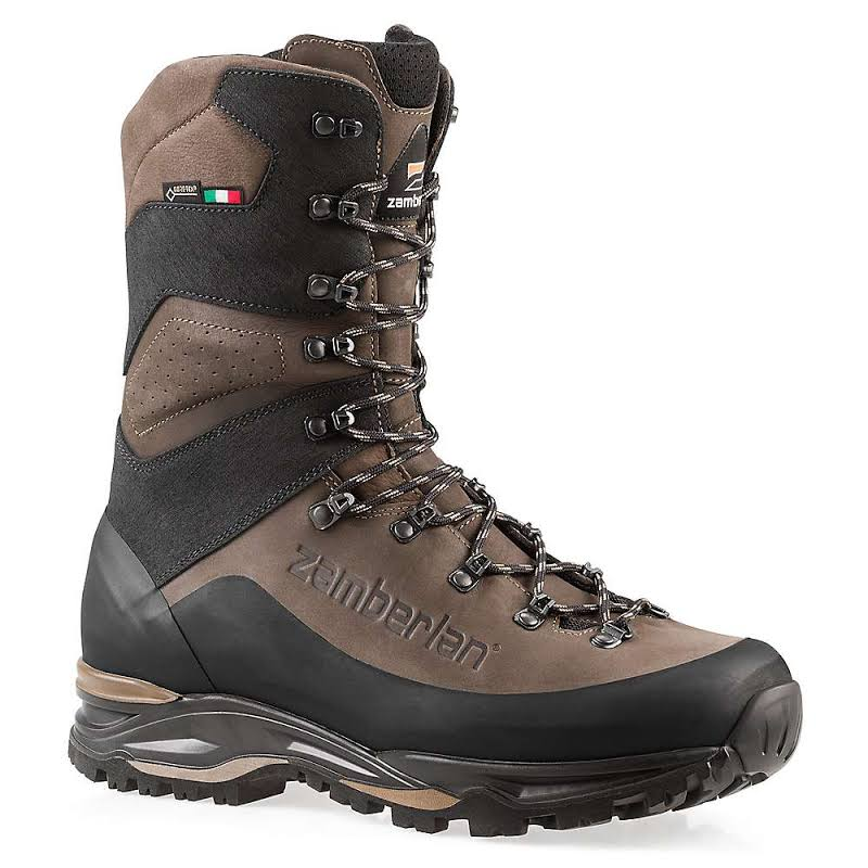 Zamberlan Wasatch GTX RR Hunting Boots Brown Medium 9 0981BRM-Medium-9