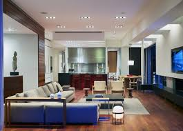 Modern Style Architectural Interior Design With Natural Home ...