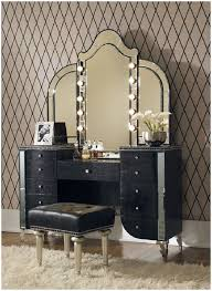 Vanity Bedroom Makeup Bedroom Bedroom Makeup Vanity Antique Gray And Black Bedroom