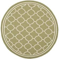 Green And Beige Rug Green Round Rug Amazon Com