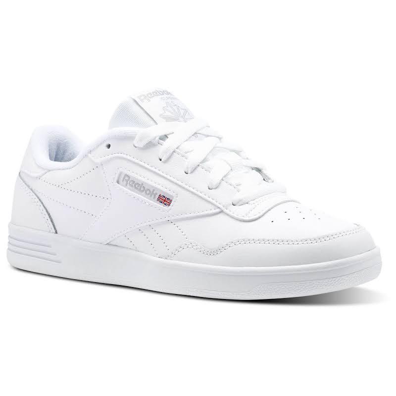 Reebok Club Memt White/Steel Fashion Sneaker