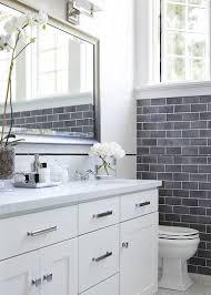 bathroom gray white bathroom idea gray wooden vanity with