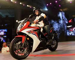 cbr motorbike price honda u0027s cbr 650f sports bike launched at rs 7 3 lakh latest news