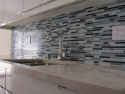admirable white kitchen with modern kitchen tile backsplash feat
