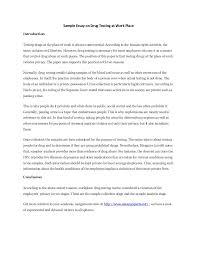 Paragraph Essay Template  four paragraph essay template