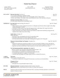Order Resume Office Templates