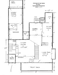 Frank Lloyd Wright Plans For Sale by Bar Harbor 6 Unit Apartment Building For Sale Floor Plans Bar Harbor