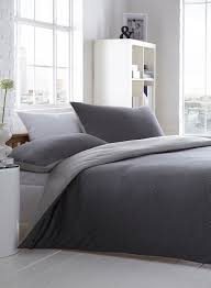 black and white fine stripe jersey bedding cotton u0026 co shop by