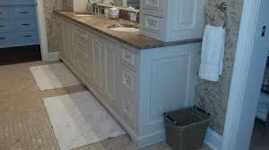 bathroom decoration using white wood bathroom vanity including