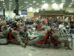 US troops in Shannon Airport, Republic of Ireland