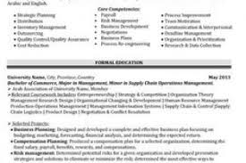 Sample Logistics Resume by Environmental Specialist Resume Example Management Specialist