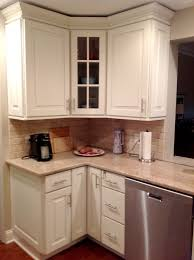 Linen Kitchen Cabinets Texas Kitchen In Cream Colored Traditional Cabinets