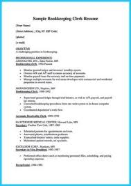 Sample Bookkeeping Resume by General Manager Resume Objective Resume Samples Pinterest