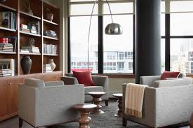 Modern Room Nuance Modern White Nuance Of The Interior Living Room With White Book
