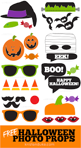 halloween photo booth free printable props capturing joy with
