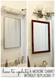 Mirrored Medicine Cabinet Doors by 25 Best Old Medicine Cabinets Ideas On Pinterest Medicine