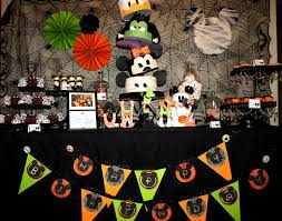 Scary Ideas For Halloween Party by Sweet Eats Cakes Owen U0027s Not So Scary Mickey Mouse Halloween