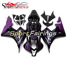 cbr600rr price compare prices on honda cbr600rr fairings purple and black online
