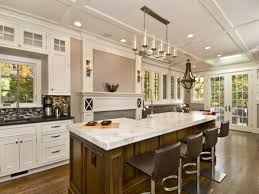 Marble Island Kitchen White Marble Kitchen Island Designs With Seating U2014 All Home Design