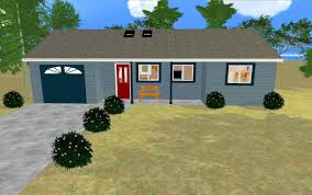Small 2 Bedroom Cabin Plans The New U0026 Improved A B See 2 Bedroom Small House Plan Cozy Home